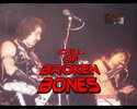DVD Cover: Chill of broken bones