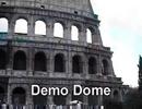 DVD Cover: Demo Rome