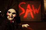 DVD Cover: SAW - T-Shirt zum Kult Film !! NEU