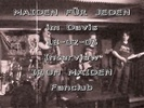 DVD Cover: Maiden Mania